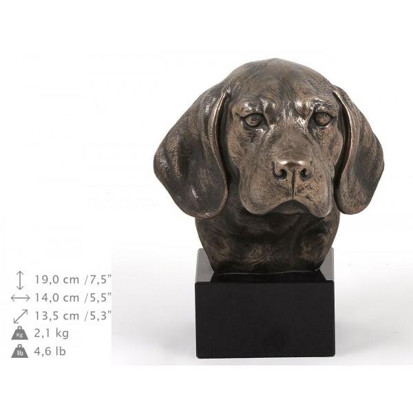 Beagle - figurine (bronze) - 172 - 9105