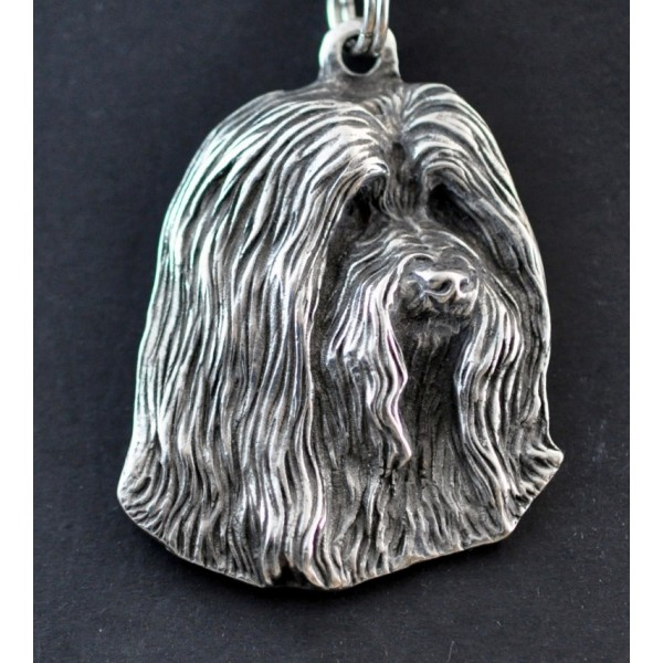 Bearded Collie - necklace (strap) - 225 - 883
