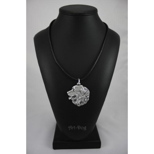 Bernese Mountain Dog - necklace (strap) - 213 - 860