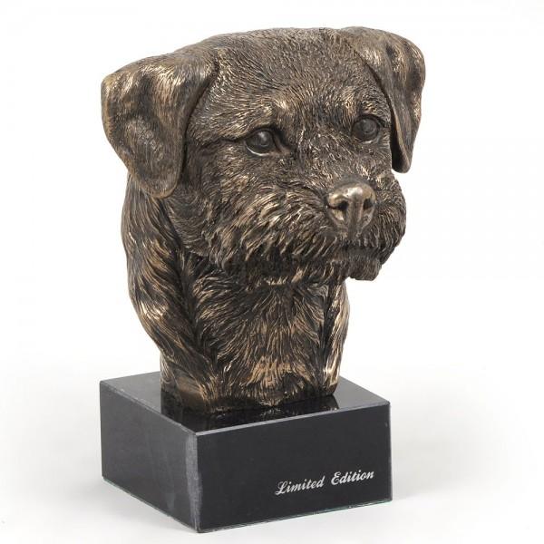 Border Terrier - figurine (bronze) - 180 - 2824