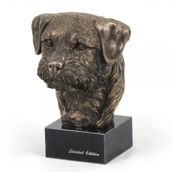 Border Terrier - figurine (bronze) - 180 - 2826