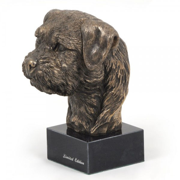Border Terrier - figurine (bronze) - 180 - 2827