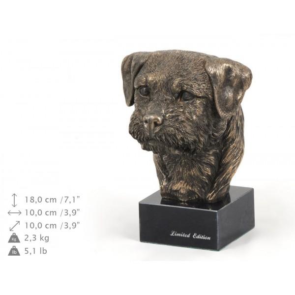 Border Terrier - figurine (bronze) - 180 - 9111