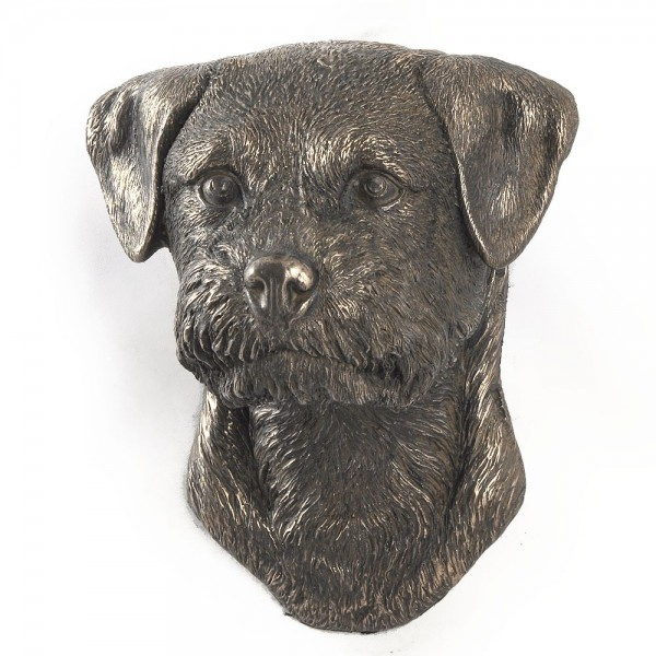 Border Terrier - figurine (bronze) - 367 - 2482