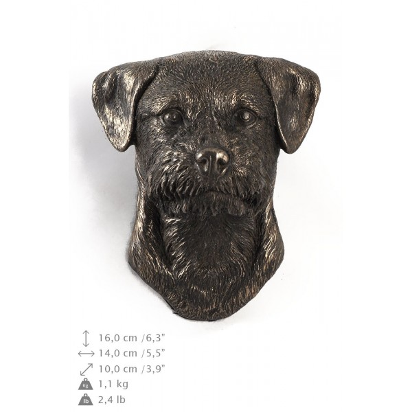 Border Terrier - figurine (bronze) - 367 - 9869
