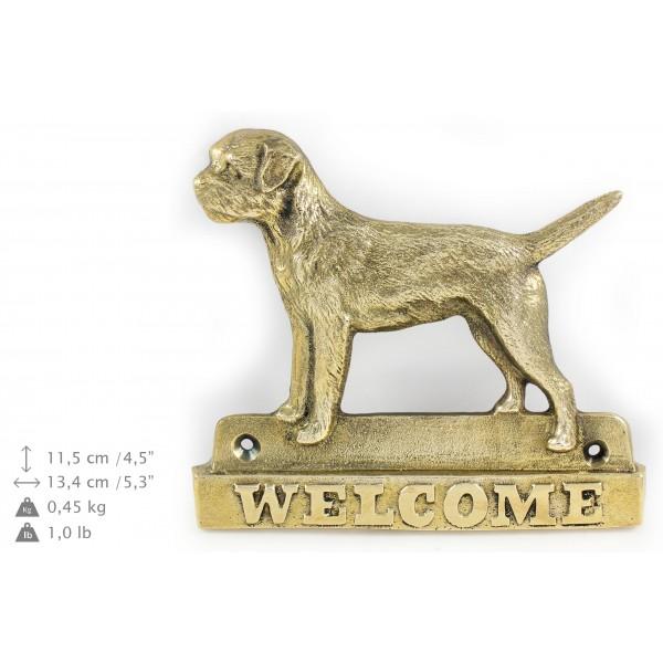 Border Terrier - tablet - 417 - 7982