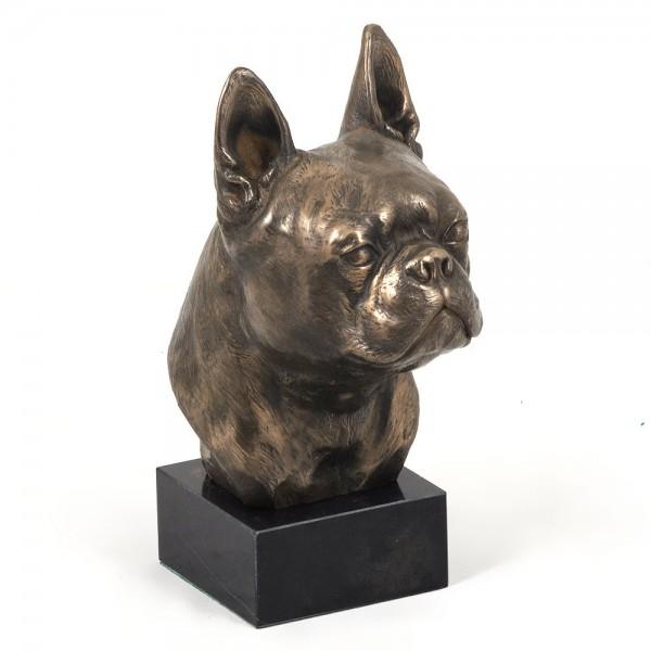 Boston Terrier - figurine (bronze) - 183 - 2828