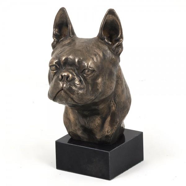 Boston Terrier - figurine (bronze) - 183 - 2829