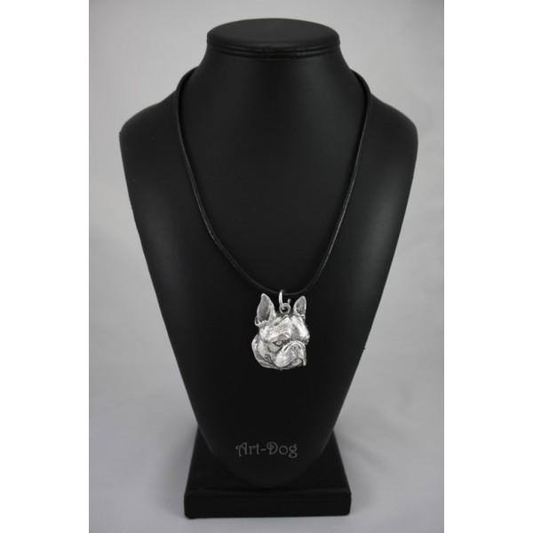 Boston Terrier - necklace (strap) - 308 - 1241