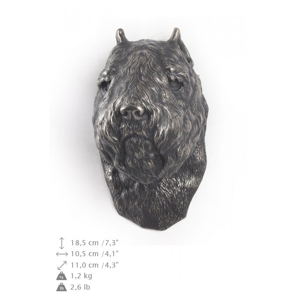 Bouvier des Flandres - figurine (bronze) - 371 - 9872