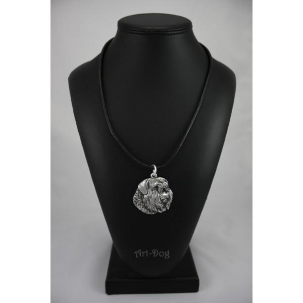 Bouvier des Flandres - necklace (strap) - 188 - 812