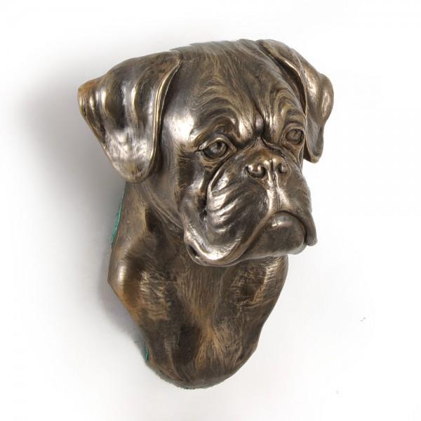 Boxer - figurine (bronze) - 376 - 2494