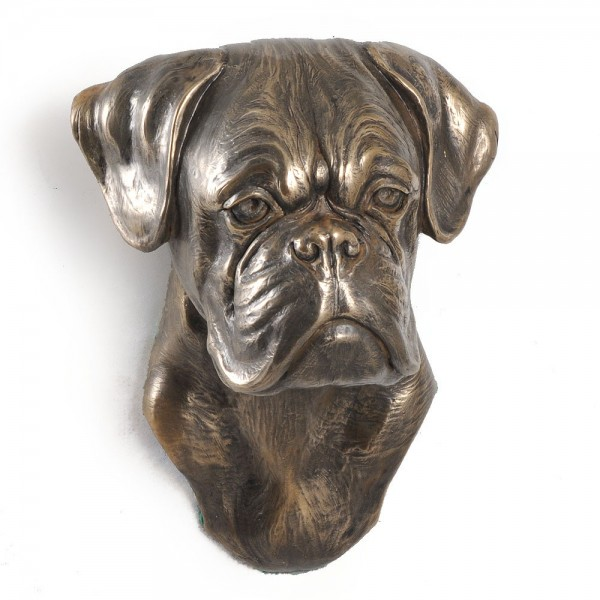 Boxer - figurine (bronze) - 376 - 2495