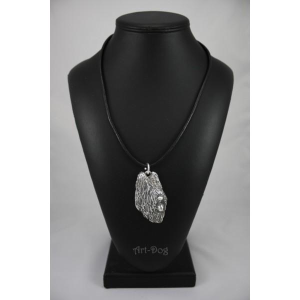 Briard - necklace (strap) - 399 - 1431