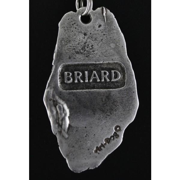 Briard - necklace (strap) - 399 - 1433