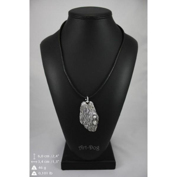 Briard - necklace (strap) - 399 - 9028