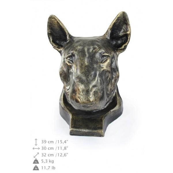 Bull Terrier - figurine - 124 - 21889