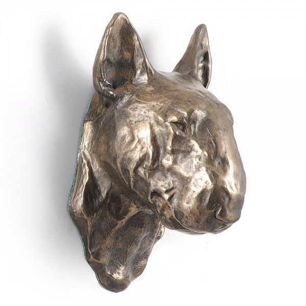 Bull Terrier - figurine (bronze) - 381 - 22185