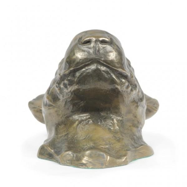 Bull Terrier - figurine (bronze) - 381 - 22199