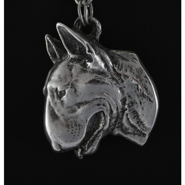 Bull Terrier - necklace (strap) - 346 - 1304