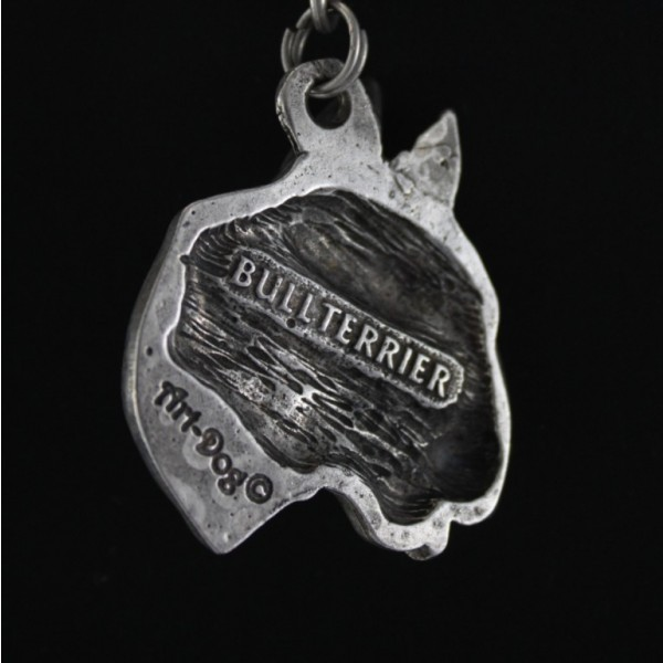 Bull Terrier - necklace (strap) - 346 - 1306