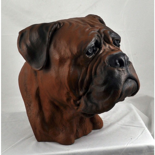 Bullmastiff - figurine - 125 - 7359
