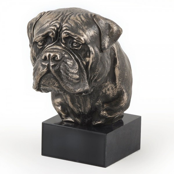 Bullmastiff - figurine (bronze) - 193 - 3114