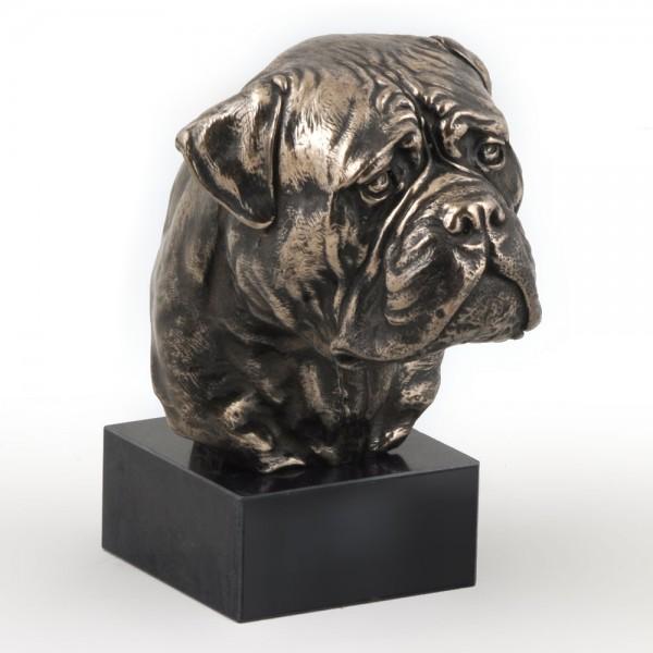 Bullmastiff - figurine (bronze) - 193 - 3117