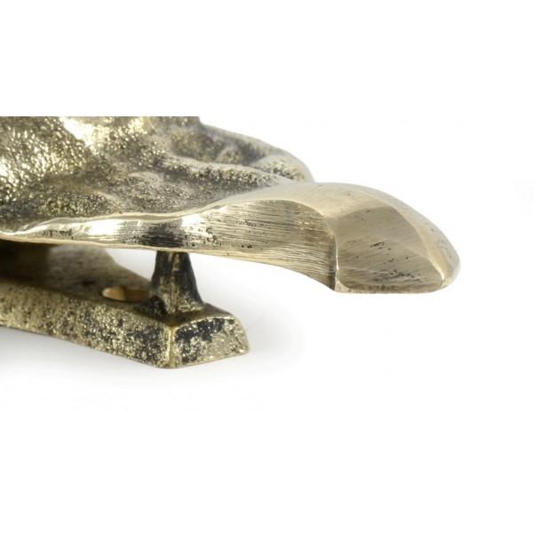 Bullmastiff - knocker (brass) - 324 - 7266