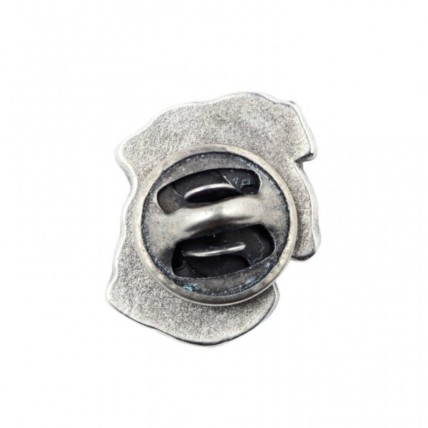 Bullmastiff - pin (silver plate) - 452 - 25911