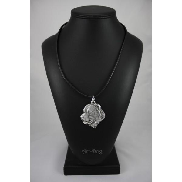 Central Asian Shepherd Dog - necklace (strap) - 429 - 1513