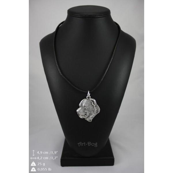Central Asian Shepherd Dog - necklace (strap) - 429 - 9041