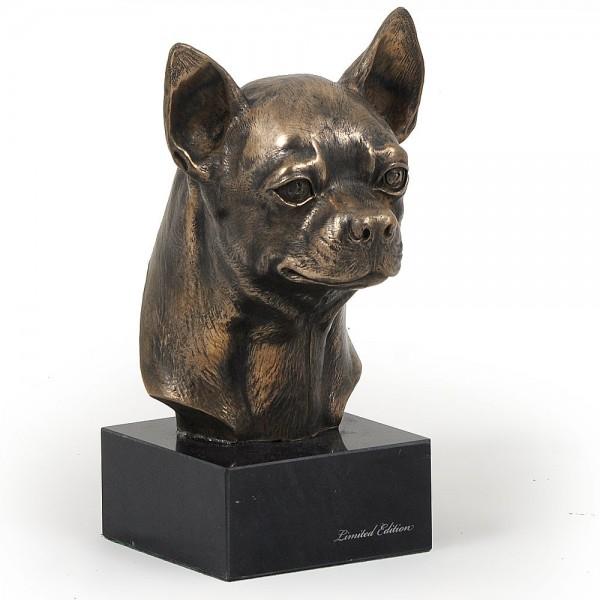 Chihuahua Smooth Coat  - figurine (bronze) - 198 - 2860