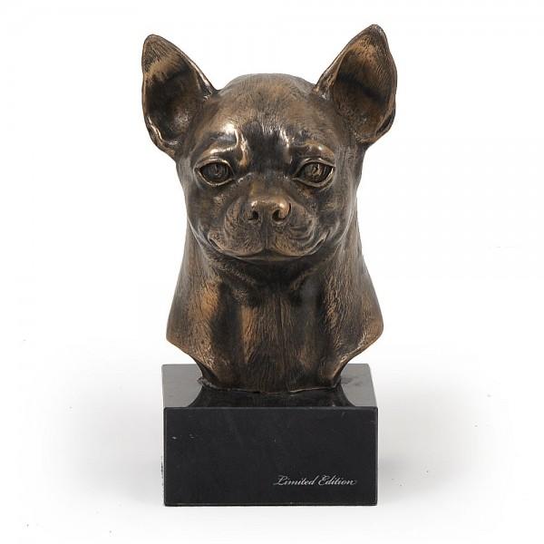 Chihuahua Smooth Coat  - figurine (bronze) - 198 - 2861