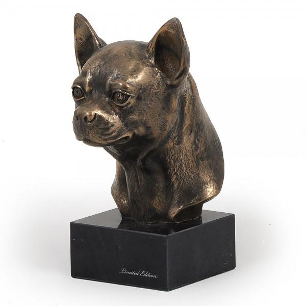 Chihuahua Smooth Coat  - figurine (bronze) - 198 - 2862