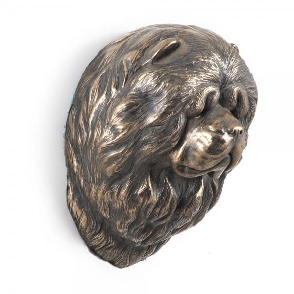 Chow Chow - figurine (bronze) - 416 - 2512