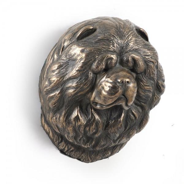 Chow Chow - figurine (bronze) - 416 - 2513