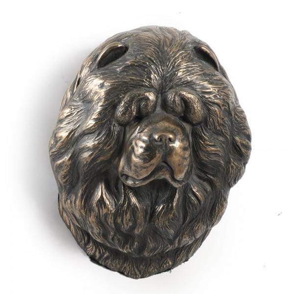 Chow Chow - figurine (bronze) - 416 - 2514