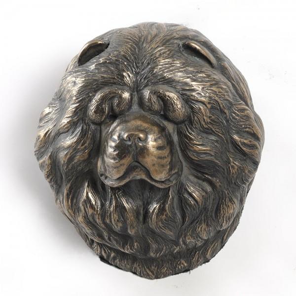Chow Chow - figurine (bronze) - 416 - 2515