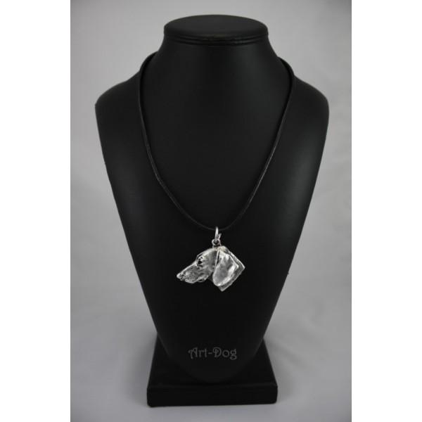 Dachshund - necklace (strap) - 244 - 939