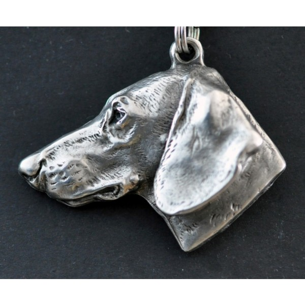 Dachshund - necklace (strap) - 244 - 941