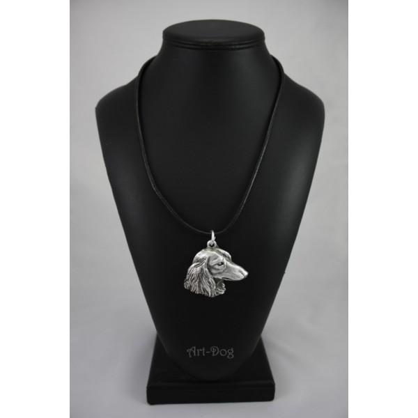 Dachshund - necklace (strap) - 380 - 1377