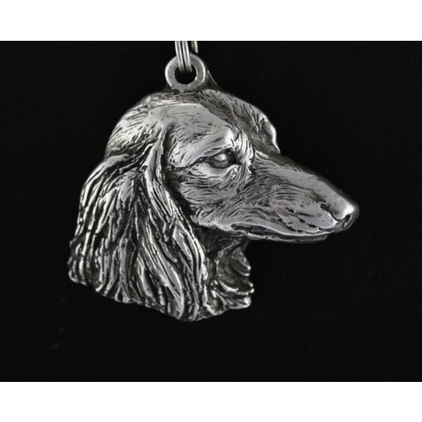 Dachshund - necklace (strap) - 380 - 1378