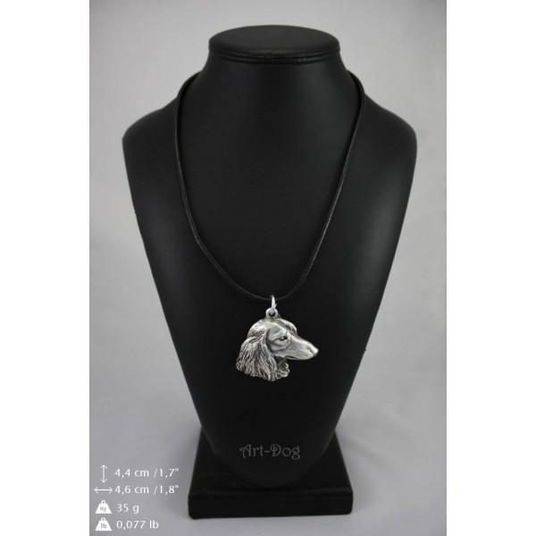 Dachshund - necklace (strap) - 380 - 9013