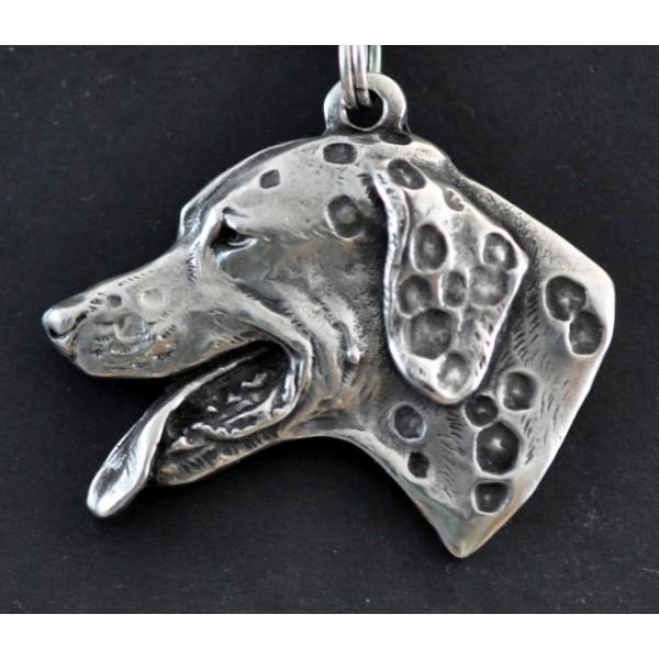 Dalmatian - necklace (strap) - 161 - 746