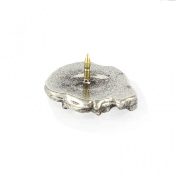 Dog de Bordeaux - pin (silver plate) - 470 - 25991