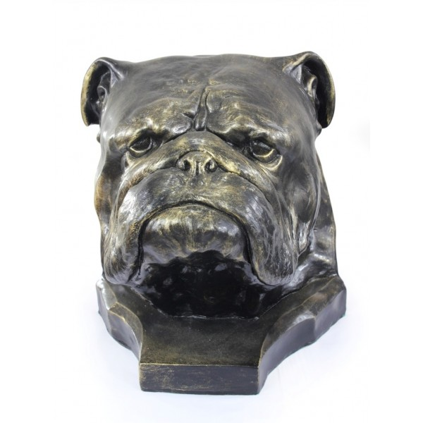 English Bulldog - figurine - 122 - 21858