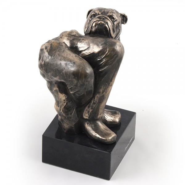 English Bulldog - figurine (bronze) - 325 - 3050