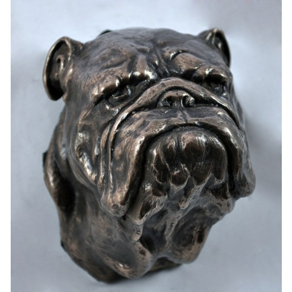 English Bulldog - figurine (bronze) - 431 - 1894