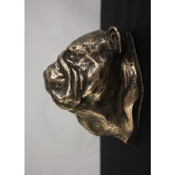 English Bulldog - figurine (bronze) - 431 - 2082
